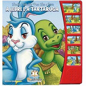 Fábulas para Ler e Ouvir A Lebre e a Tartaruga