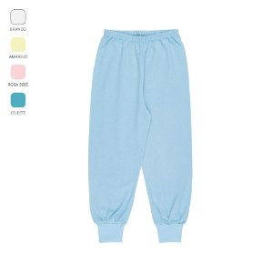 Calça de Pijama Infantil Unissex