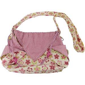 Bolsa de Patchwork infantil Floral A281