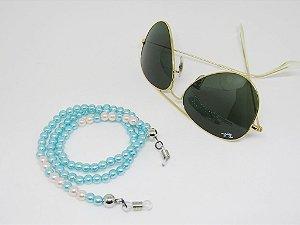 Corrente Óculos Perolada