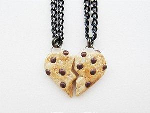Colar Amizade Cookie