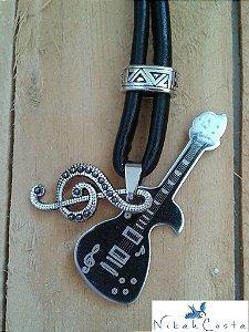 Cordão Guitarra Unissex