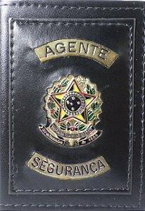 Porta documento agente de segurança