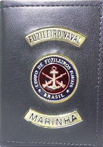 Carteira fuzileiro naval marinha