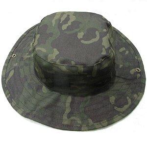 Boonie hat camuflado multicam black