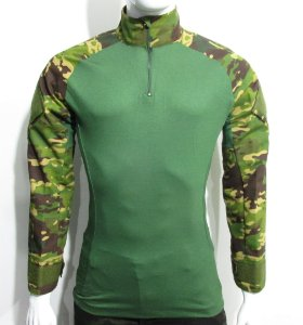 Combat t-shirt multicam tropic