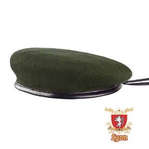 Boina verde militar