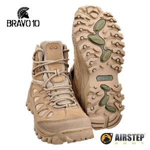 Bota Coturno Hiking Boot Bravo10 TAN 5700 - 25