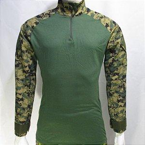 Combat t-shirt marpat serra
