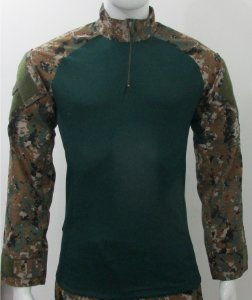 Combat t-shirt marpat orange