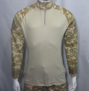 Combat t-shirt Digital Cammo 05