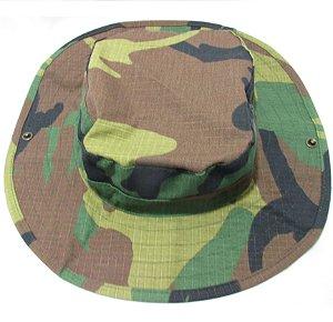 Boonie Hat Woodland Tradicional