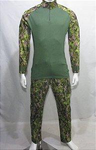Calça e Combat t-shirt Cadpat Canadense