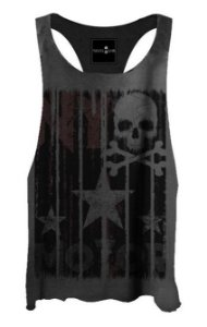 Regata Cavada Black Skull Star