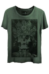Camiseta  Estonada Gola Canoa King