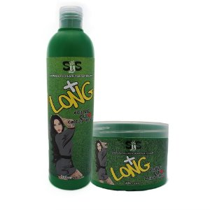 Kit Crescimento Capilar + Long - Sys Cosmetics