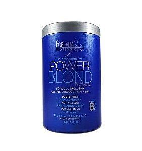 Pó Descolorante Power Blond Platinum 450g - Forever Liss