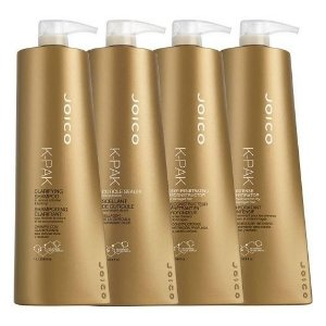 Joico K-Pak Hair Kit de Tratamento Repair System 4 Passos