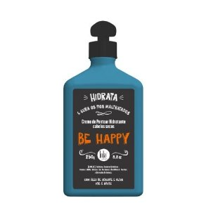 Creme de Pentear Be Happy Lola Cosmetics - 250g