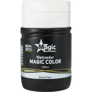 Mini Matizador Magic Color Platinum Efeito Prata - 100ml
