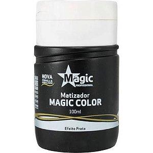 Mini Matizador Magic Color Platinum Efeito Prata - 100ml