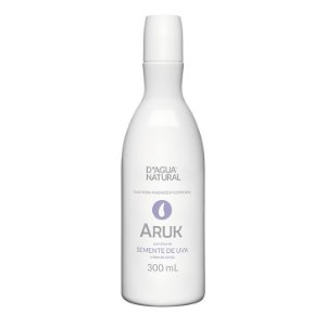 Oleo de Massagem Aruk Semente de Uva 300ml - D'agua Natural