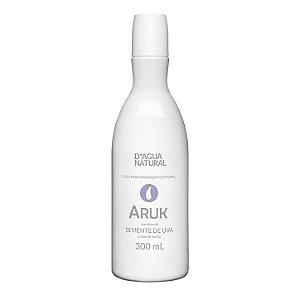 Oleo de Massagem Aruk Semente de Uva 300ml - D'agua Natural
