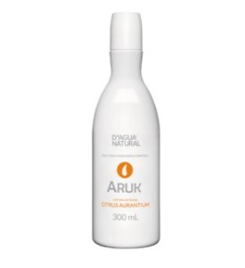 Oleo de Massagem Aruk Laranja Citrus 300ml - Dágua Natural
