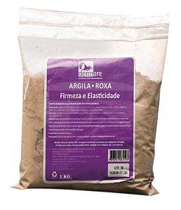 Argila Roxa Dermare - 1Kg