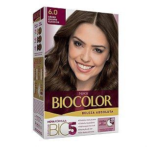 Tintura Biocolor Louro Escuro Clássico 6.0