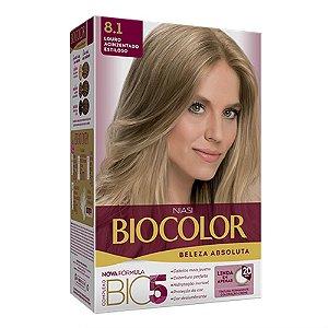 Tintura Biocolor Louro Acinzentado Estiloso 8.1