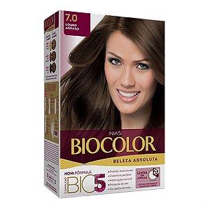 Tintura Biocolor Louro Arraso 7.0
