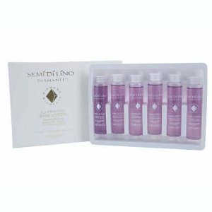 Alfaparf Semi di Lino Diamante Shine Lotion - 12 Ampolas 15ml
