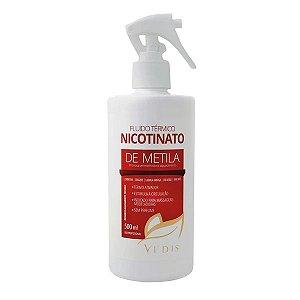 Fluído Térmico Nicotinato de Metila e L-Carnitina Vedis - 500ml