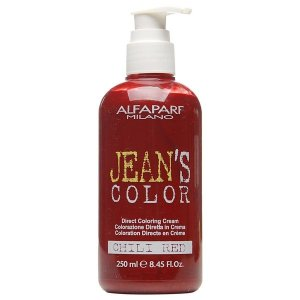 Tonalizante Creme Jean's Color Chili Red Alfaparf - 250ml