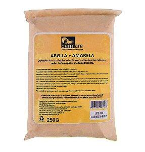 Dermare - Argila Amarela 250g