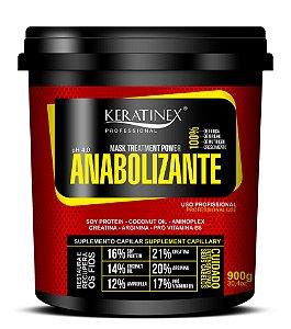 Mascara Anabolizante Capilar Keratinex - 900g