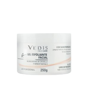 Gel Esfoliante Facial Vedis - 250g