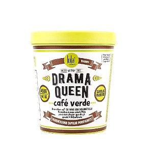 Drama Queen Café Verde Mascara p/ Cabelos Oleosos - 450g
