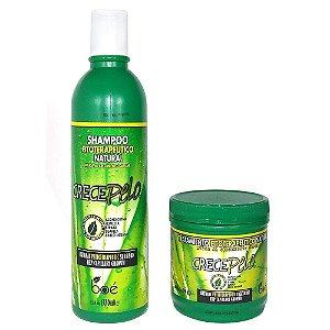 Kit Boé Crece Pelo Shampoo + Mascara 240g