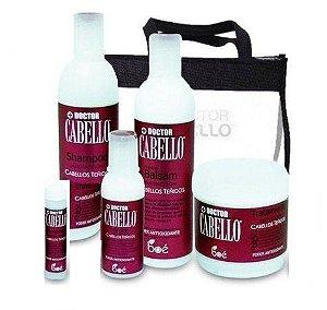 Boé Doctor Cabello Kit Completo Cabelos Coloridos Poder Antioxidante