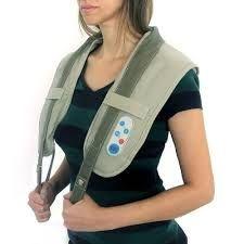 Massageador De Pescoço E Ombro Drum Massager Supermedy - 127v