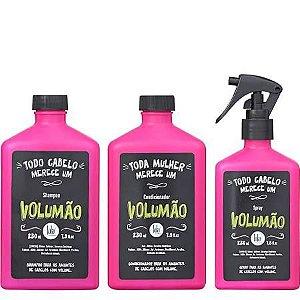 Kit Completo Lola Volumão - Lola Cosmetics