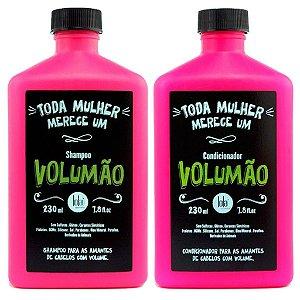 Kit Lola Volumão Shampoo e Condicionador - Lola Cosmetics