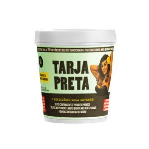 Lola Tarja Preta Máscara Queratina Vegetal - 230g