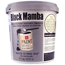 Lola Black Mamba Máscara Tonalizante Cabelos Pretos 1kg