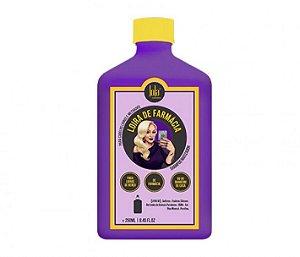 Lola Loira de Farmácia Shampoo Matizador Desamarelador 230ml