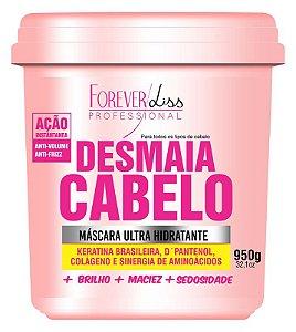 Forever Liss Desmaia Cabelo Máscara Ultra Hidratante 950g - Forever Liss
