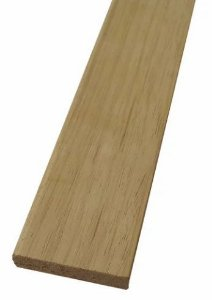 VISTAS LISAS 5cm Tauari Natural