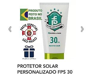 Protetor Solar Personalizado